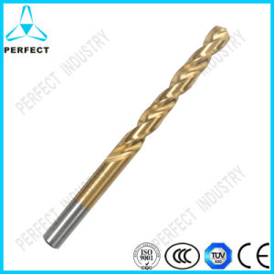 DIN338 HSS M2 Fully Ground Twist Drill Bits for Aluminium pictures & photos