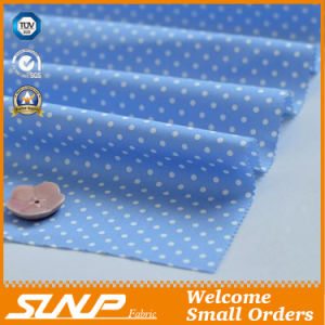 Women Printing Plain Cotton Fabric for Clothing