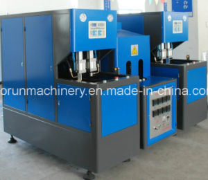 Cheap Price Semi Automatic Pet Bottle Blowing Machine pictures & photos