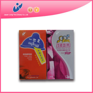Natural Rubber Latex Condom for Sex pictures & photos