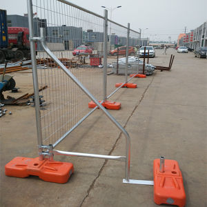 Widely Used Australia Style Galvanized Temporary Construction Fence