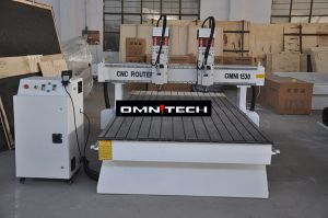 China CNC Machine for Woodeworking Multi-Head1530 CNC Router