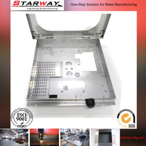 Small Sheet Metal Fabrication for Panel Bracket pictures & photos