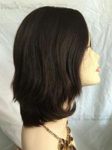 "100% Virgin European Hair Made Sheitels Kosher Wigs-12"""