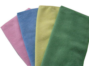 Microfiber Car Room Body Cleaning Cloth