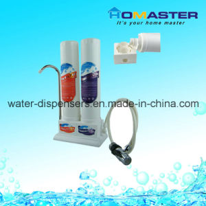 Desk Top Water Purifier with 2 Stage (HJL-T02) pictures & photos