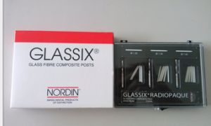 Nordin Glassix Fiber Post Dental Glass Fiber Post pictures & photos