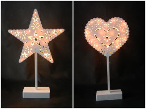 Best Selling LED Light Battery Table Christmas Decorative Light pictures & photos