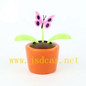 Solar Butterfly Flower Car Ornaments (JSD-P0074) pictures & photos