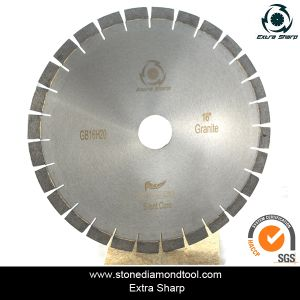 Silent Diamond Saw Blade, Granite Stone Cutting in Wet pictures & photos