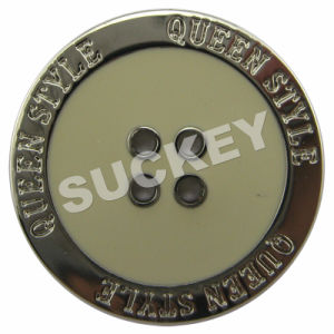 High Quality Metal Button for 2015 (MB006)