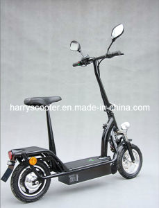 EEC Electric Scooter with 350W with Hub Brushless Moto (CS-E8003)
