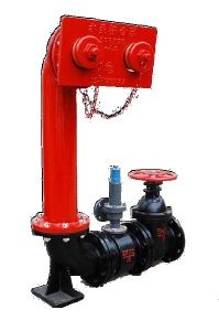 Mural Typed Fire Pump Adapter pictures & photos