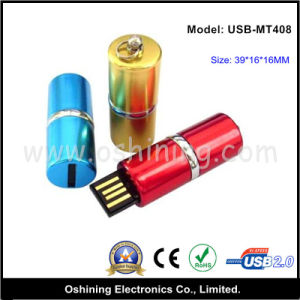 Battery Shape USB Flash Drive 8GB (USB-MT408) pictures & photos