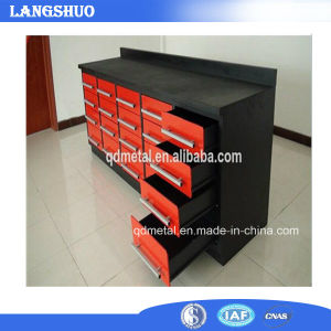 Classical Strong Heavy Duty Garage Steel Storage Workbench pictures & photos