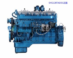 227kw/ G128 /Shanghai Diesel Engine for Genset/Power Engine/Dongfeng Brand pictures & photos