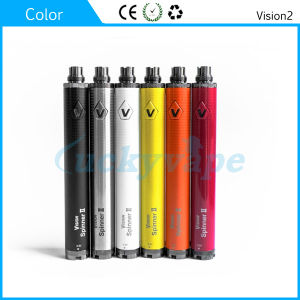 New E Cigarette Variable Voltage Battery Vision Spinner 2
