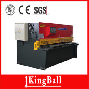 CE Certificated Hydraulic CNC Cutting Machine QC12y-16X4000 pictures & photos