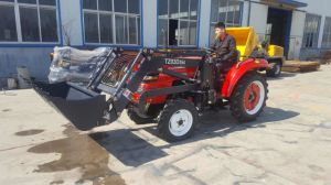 25HP 4WD Mini Farm Tractor for Sale pictures & photos