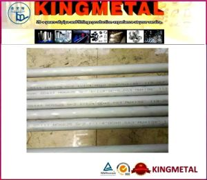 Inconel 600 625 800 825 Nickel Alloy Seamless Pipes pictures & photos