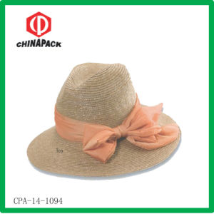 Cowgril Straw Hat (CPA-14-1094) pictures & photos