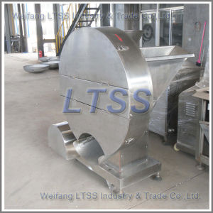 Industrial Use Frozen Meat Slicer for Sausage Processing pictures & photos