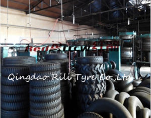Ind Tyre 600-9/ 700-9 /650-10 Pneumatic Tyre for Forklift and Scraper pictures & photos
