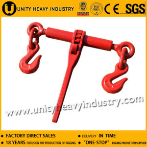 Drop Forged Ratchet Type Load Binders (US Type) pictures & photos