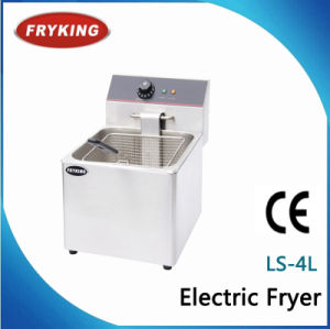Factory in Guangzhou Commercial Fried Fryer Machine pictures & photos