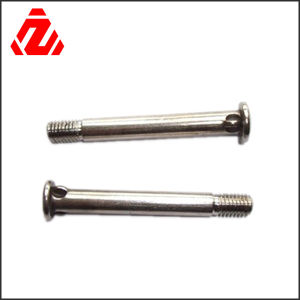 Custom Stainless Steel Bolt with Hole (Chinese factories) pictures & photos