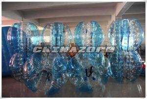 Durable Colorful Inflatable Loopy Ball Bubble Soccer at Promotional Price