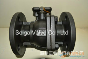 API High Platform Floating Ball Valve pictures & photos