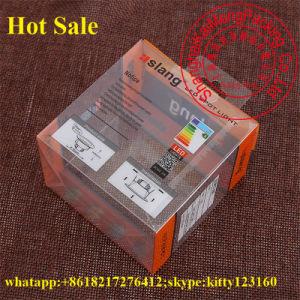 Fancy Design Clear Pet Folding Plastic Box HS Code pictures & photos