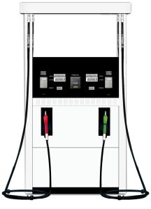 Sanki Fuel Dispenser Fuel Pump Sk56 Series Submersible with 4-8 Nozzles pictures & photos