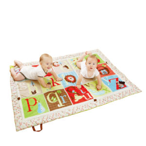 100% Baby Cotton Play Mat, Multifunction Carpet pictures & photos