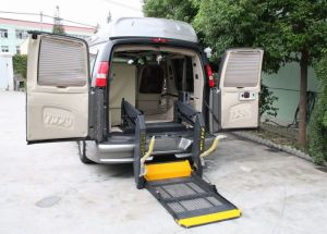 Hydraulic Wheelchair Hoist, Wheelchair Lift (WL-D-880U-1150) pictures & photos