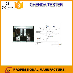 Electronic Universal Testing Machine +Accordding to ASTM F382 Standard+ Bend Test of Metallic Bone Plates pictures & photos