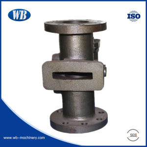 OEM High Quality Sand Casting Machinery Parts