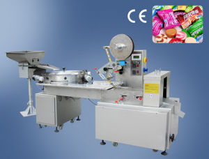 CE Certificated Candy Packing Machine (MDFWM800) pictures & photos