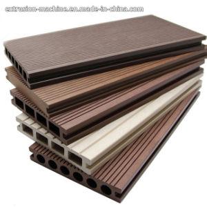 Wood Plastic Composite Decking for Garden Landscpe
