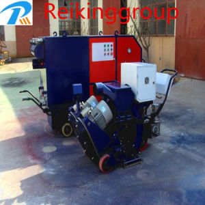 Road Surface Sandblasting Machine by Steel Shot pictures & photos