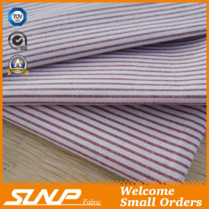 Women′s Smart Stripe Yarn Dyed Shirt Fabric