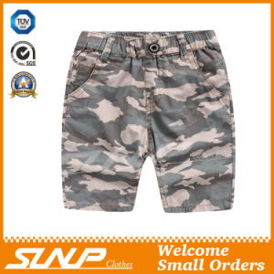 100% Cotton Boy Shorts Pants in Children Clothing pictures & photos
