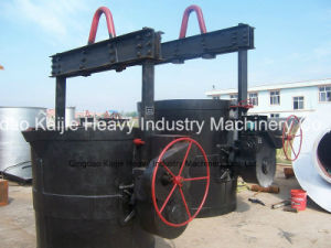 Iron Ladle for Casting; Low Price Casting Ladle/Ladle Producer pictures & photos