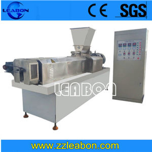 Pet Food/Fish Feed Twin-Screw Extruder Machine Made in China pictures & photos