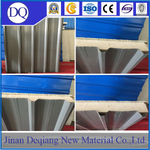 Structural Insulated Sandwich Panel for Prefabricated House