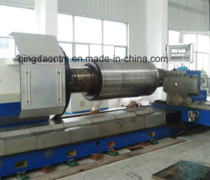 Large Heay CNC Grinding Lathe Machine for Machining Marine Shaft (CG61160) pictures & photos
