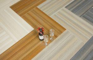 Herringbone Laminate Flooring 801 pictures & photos