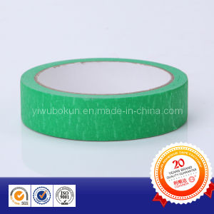 25mm Width Masking Tape Green pictures & photos