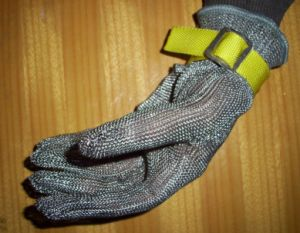 Stainless Steel Cut Resistant Glove pictures & photos